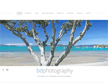 Tablet Preview of bdphoto.co.nz